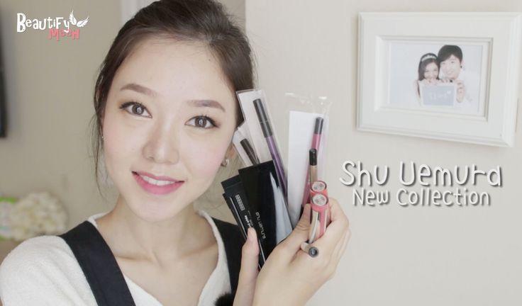 Shu Uemura - Eye event viz Beautifymeeh https://www.youtube.com/watch?v=fGY_RUD0hQU
