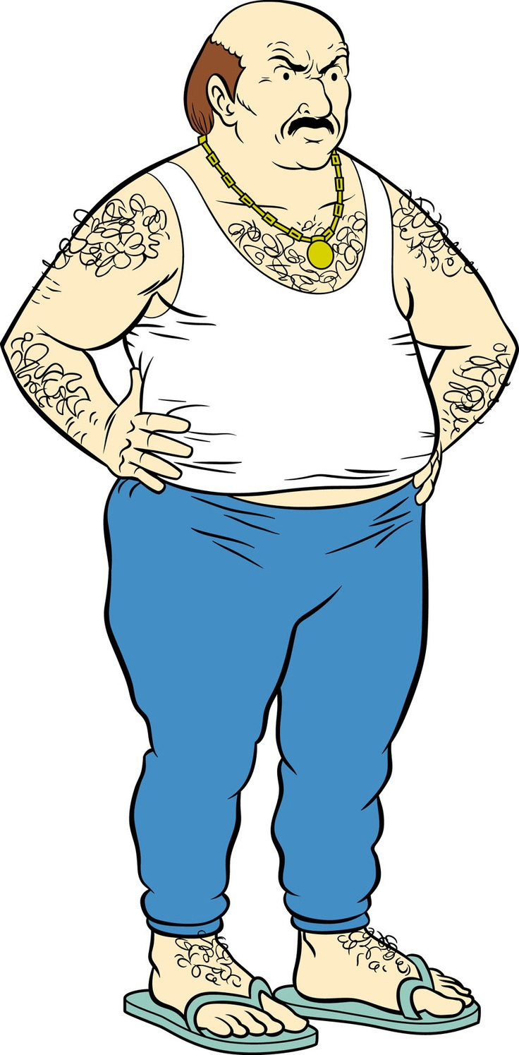 Carl from Aqua Teen Hunger Force