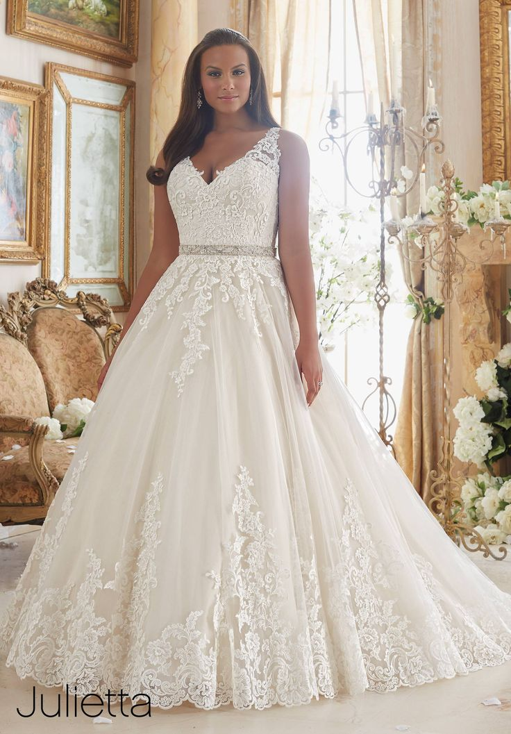 Julietta - 3208 - All Dressed Up, Bridal Gown