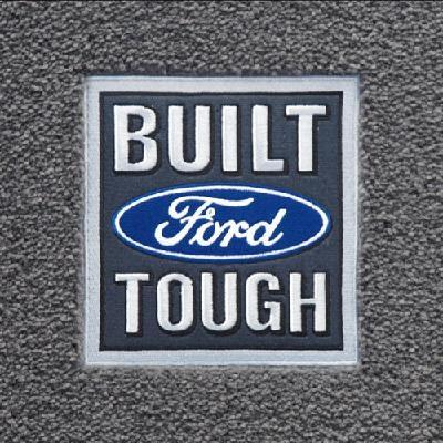 BUILT FORD TOUGH!