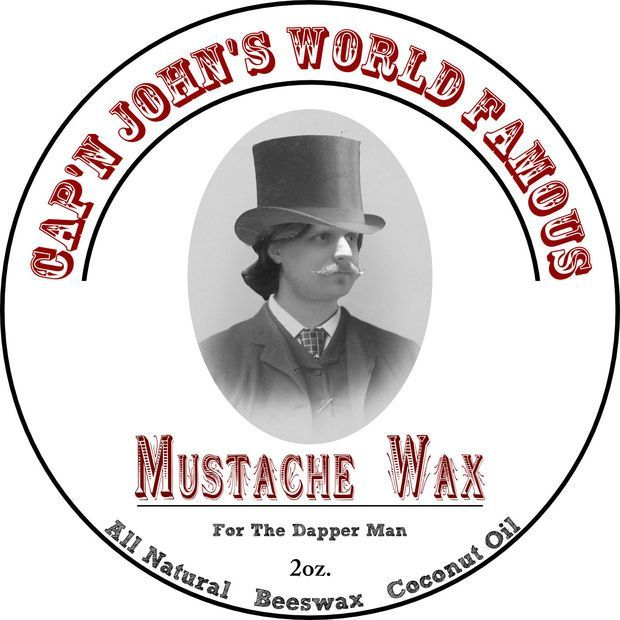 Picture of Homemade Mustache Wax