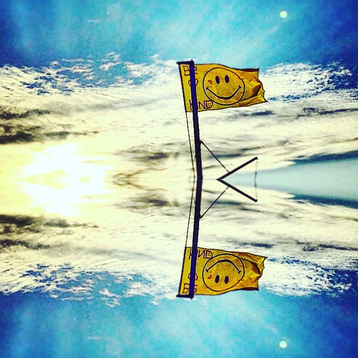 Smiley Flags by Lizzie Reakes