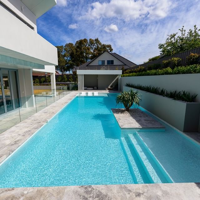 Increase The Aesthetic Value Of Your New Or Refinished Swimming Pool With Styleon Art Factory Check Out Our P Mosaic Pool Swimming Pool Mosaics Swimming Pools