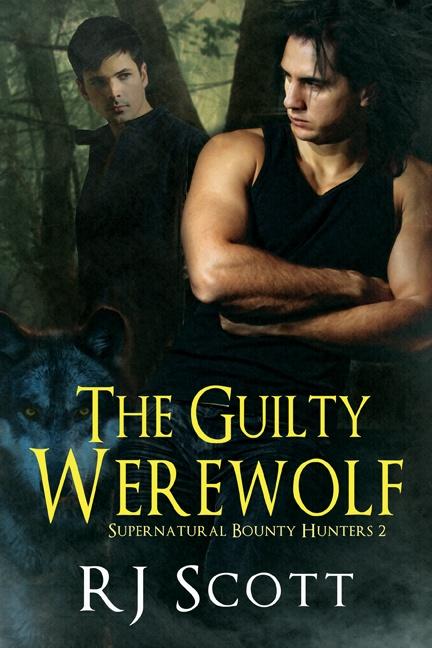 The Guilty Werewolf (Supernatural Bounty Hunters 2)