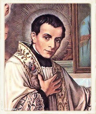 Santa María, Madre de Dios y Madre nuestra: San José Cafasso, 23 de Junio