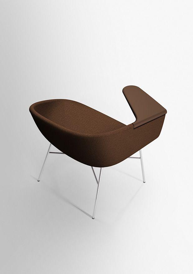 Designer Khodi Feiz Designed With His Team In Feiz Design Studio The Moment  Lounge Chair.