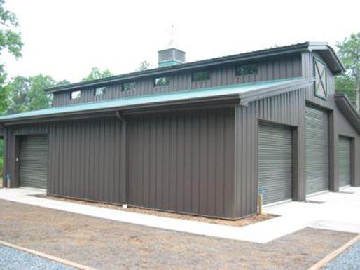Best 25 metal storage sheds ideas on pinterest metal for Build office in garage