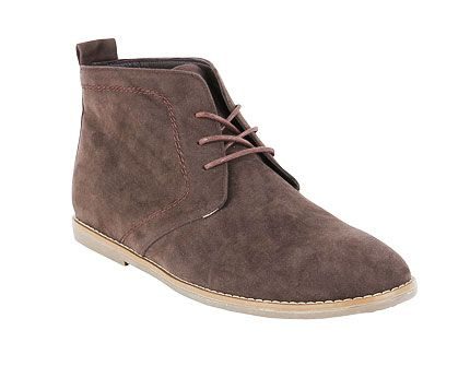 Men's Brown Desert Boots