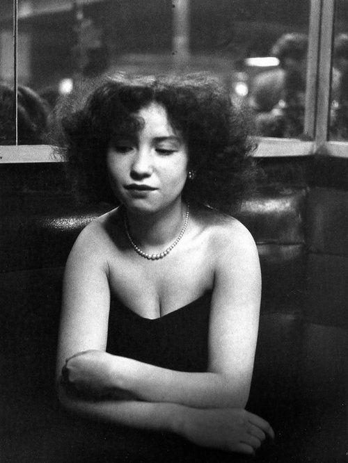 Robert Doisneau. Mademoiselle Anita, 1951