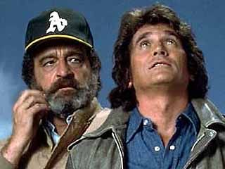 1984-89 Highway To Heaven starring Michael Landon and Victor French...what a show this was, never missed an episode
