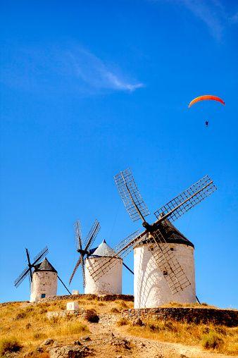 Consuegra, Castilla -La Mancha, Spain                                                                                                                                                                                 Más