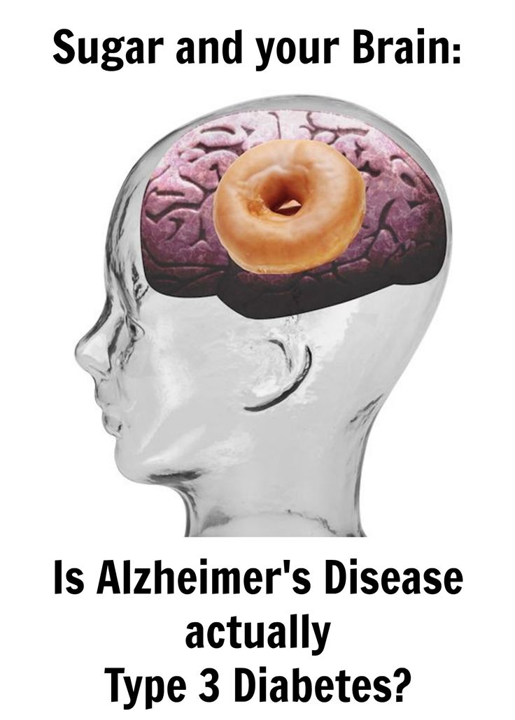 Is Alzheimer's Disease actually Type 3 Diabetes?  Most people know that a diet high in carbohydrates indicates a relationship to serious diseases like cancer, heart disease, and diabetes. What we haven't always known is the serious affect sugar has on our brain health.