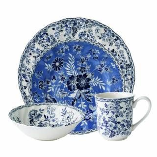 Check out the Johnson Brothers A8200600001 Devon Cottage 4 Piece Place Setting  priced at $23.99 at Homeclick.com.