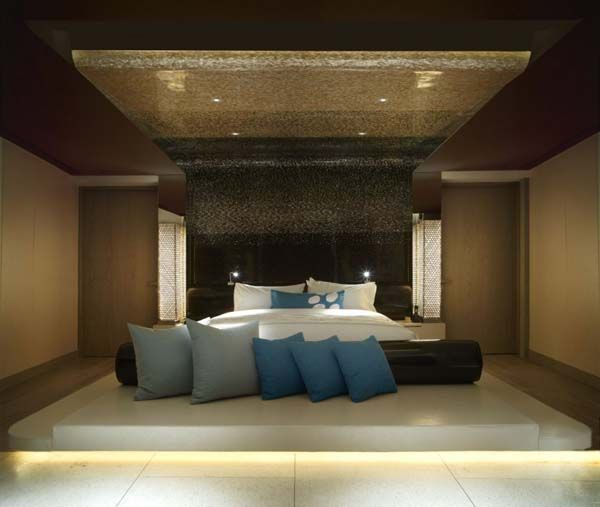 Fascinating Spa Interiors At The W Retreat & Spa in Bali | Freshome
