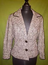 Luxus APRIORI by ESCADA Damenblazer Gr 40 L Blazer Jacke TOP #a1606