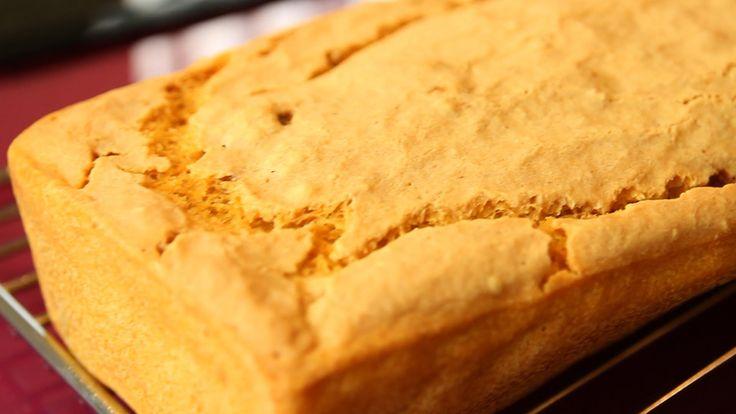 """""""Kukurydziany chleb z suszonymi pomidorami"""" - bezglutenowa kuchnia wegań..."""