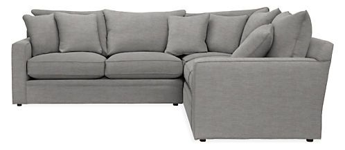Orson Sectional Modern Sectionals Modern Living Room Furniture
