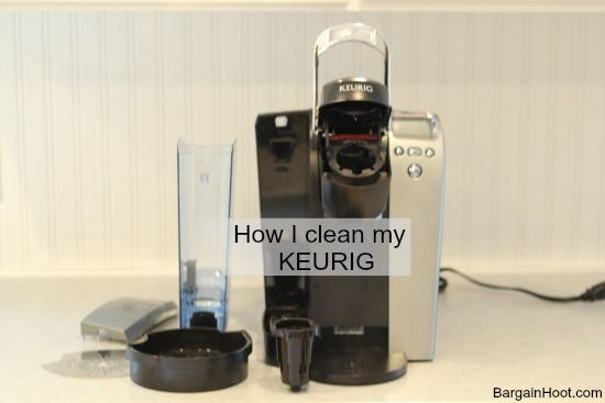 Keurig Coffee Maker Problems No Water : 1000+ ideas about Clean Coffee Makers on Pinterest Clean toilets, Carpet freshener and Cleaning