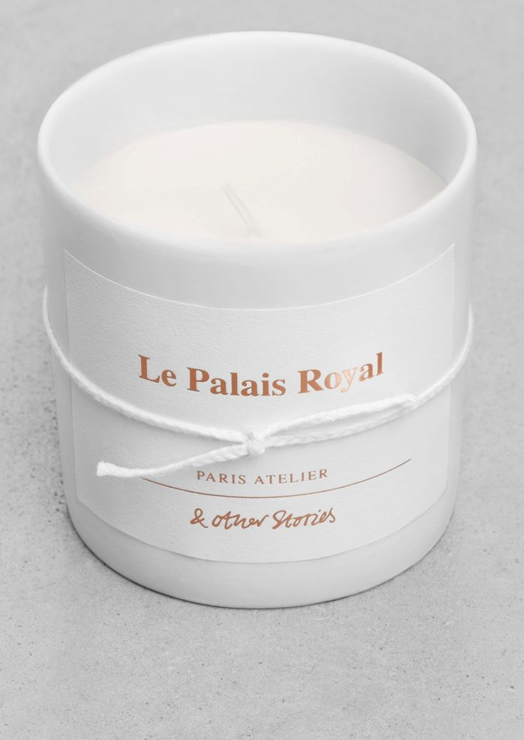 & Other Stories, Le Palais Royal Scented Candle