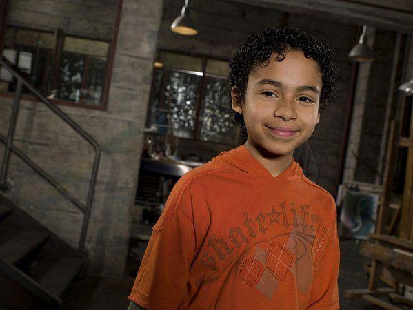 Noah Gray-Cabey as Micah Sanders Heroes