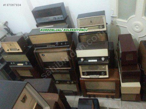 RADYOLAR GRAMAFONLAR PİKAPLAR LAMBALI 100 ADET KAÇIRMAYIN - Antika Radyo ve Çeşitli Antika Makineler sahibinden.com'da