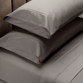 800 Thread Count Cotton Sheet Set in Charcoal