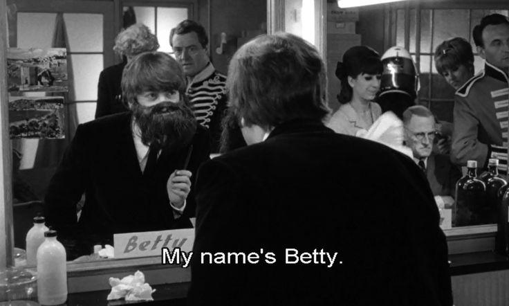 John Lennon LOL... I LOVE that part in The Beatles movie A Hard Days Night LOL<3
