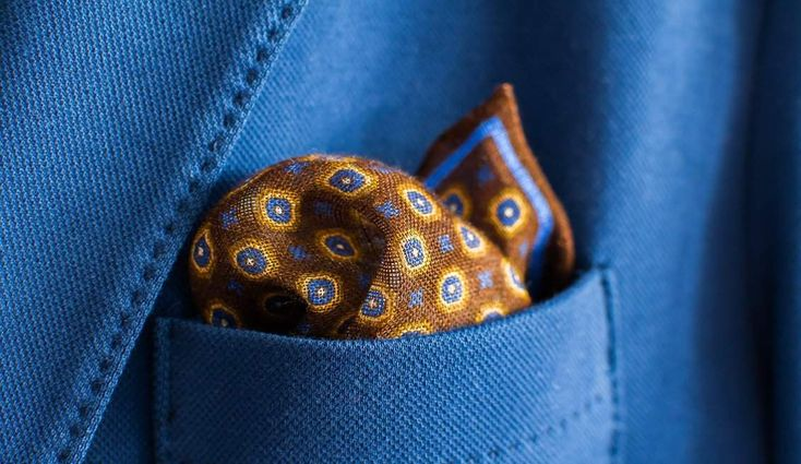 Pocket Square Rules to Lift Your Suit Game