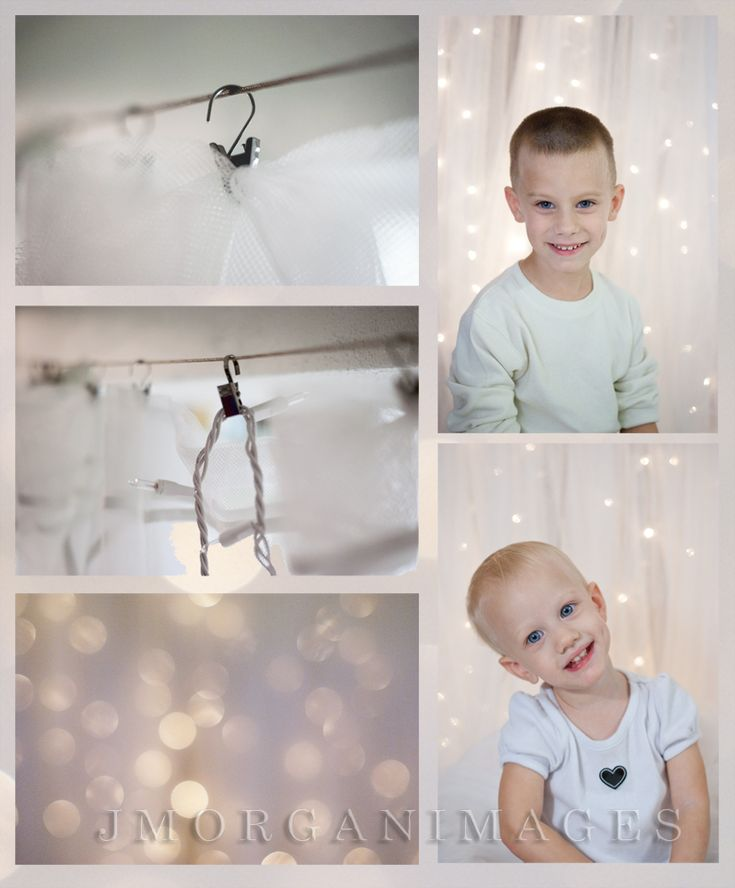Birthday Photography Tips And Tricks: DIY Lighted Backdrop-for Anyone, Not Just 'pros'
