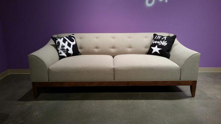 Sia Sofa by modlifecollection.com #furniture #sofa #madeinusa #custom #modlife #modmom #sharktank #lvmkt #interiors #modern