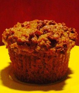 #Muffins aux #carottes et à la patate douce #patatedouce #mardimuffins