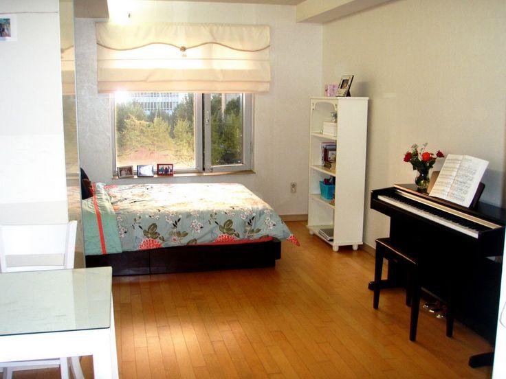 desain apartemen gaya korea
