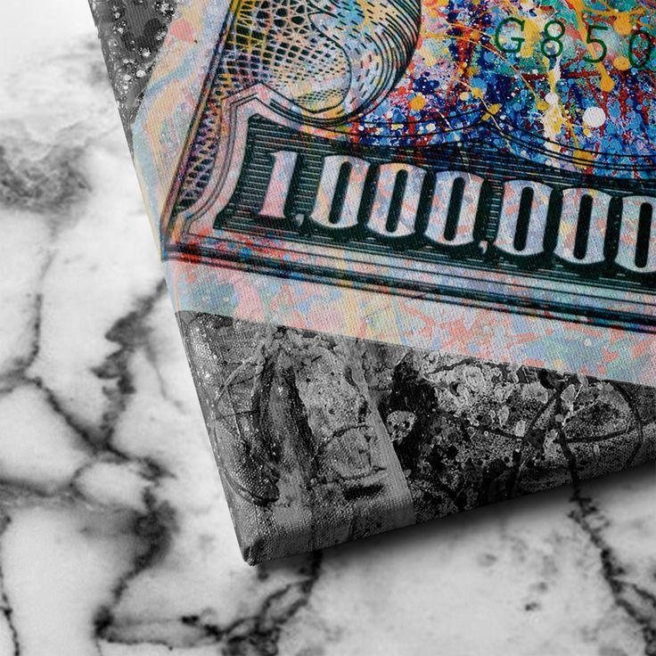 Million Dollar Bill – #bill #Dollar #dollarbills #…