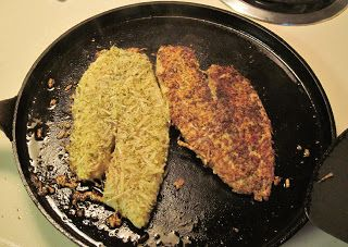 11 best images about low carb breading stuffing on for Carbs in fried fish