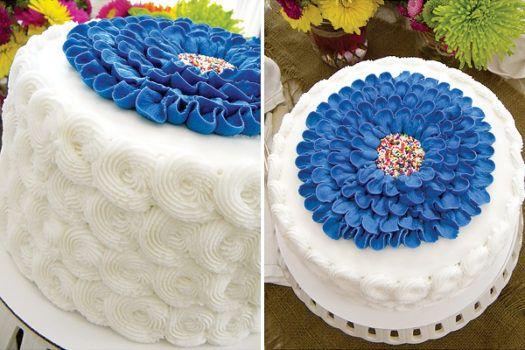 Best Forsting For Cake