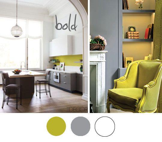Bold Colors Apartment Kitchen Decorating Ideas: 287 Best Images About Colors