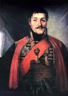 Πέτροβιτς Καραγιώργης , Μέγας Αρχηγός της Σερβίας (1803-1814).