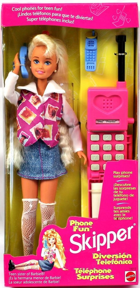Barbie Toy Phone : Images about s barbie girl on pinterest play