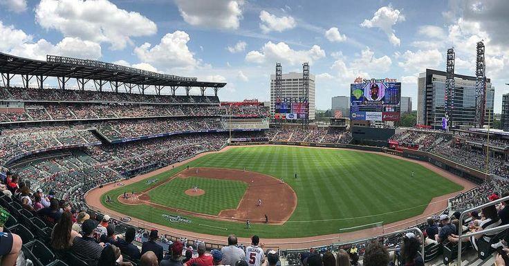 SunTrust Park, home of the Atlanta Braves