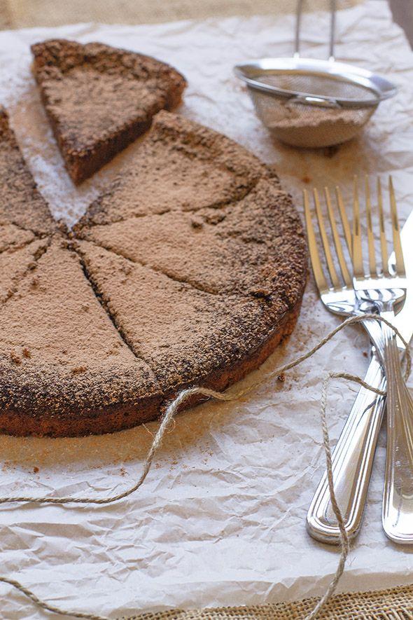 Pastel de chocolate - Cocinando sabores