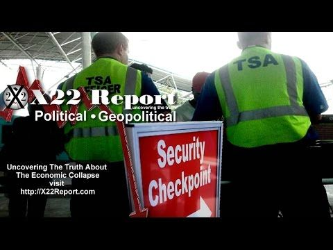 TSA Will Be Expanding To Buses & Trains, Welcome To The Police State - Episode 1088b - YouTube