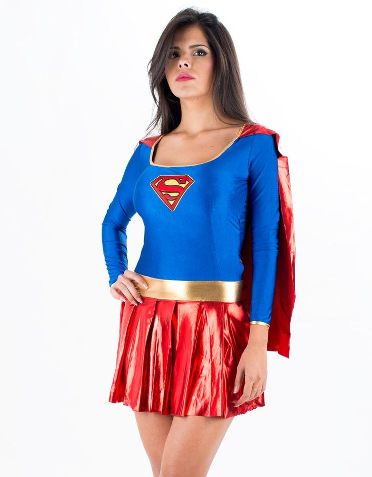 New Arrival Hot Carnival Super Hero Uniform Adult Dc Comics Costume Fancy Dress Stunning Supergirl Costume W208996 Womens Halloween Costumes Cool Halloween Costumes From Hilllin1989, $15.45  Dhgate.Com