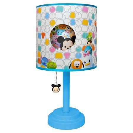 Tsum Tsum® Table Lamp - Multicolor : Target