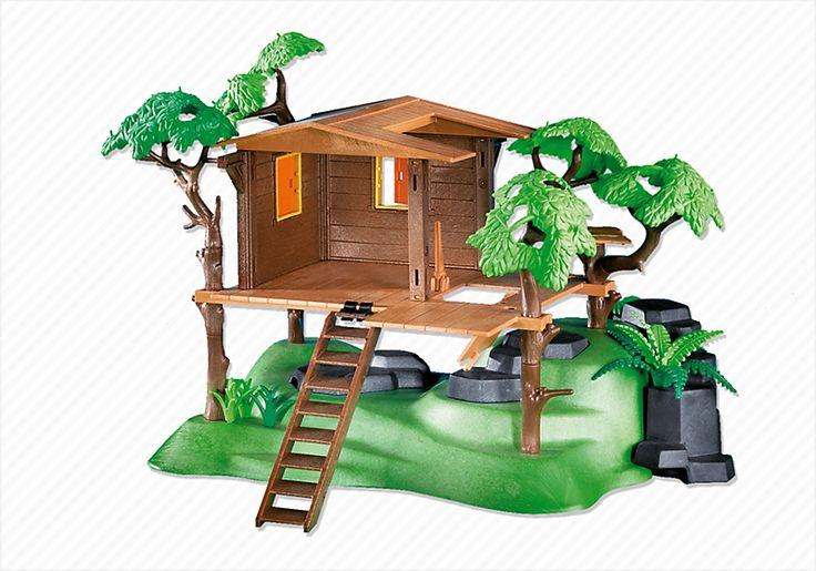 Tree House - 7937 - PLAYMOBIL® USA