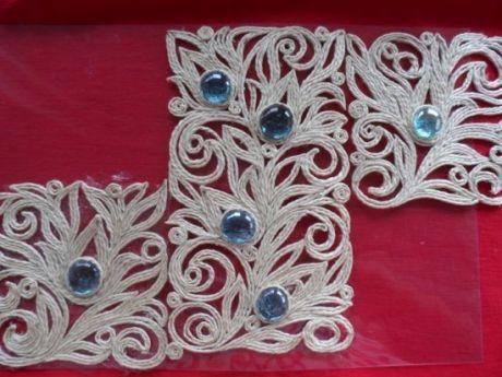 4696042538e3 джутовая филигрань | Джут-3 | Jute crafts, Jute и Rope crafts