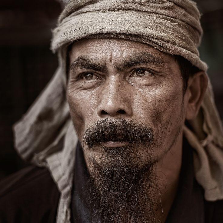 malay man by Yaman Ibrahim, via 500px