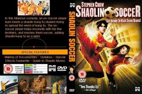 Shaolin soccer [2001]
