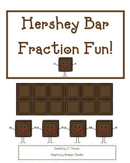 hershey bar fraction worksheet examples of applied psychologymath workshop welcome to fraction. Black Bedroom Furniture Sets. Home Design Ideas