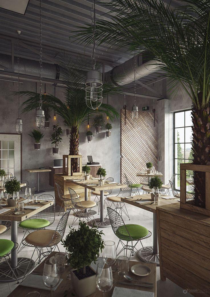 243 best images about 3d interiors and exteriors render on pinterest, Innenarchitektur ideen