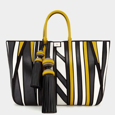 Anya Hindmarch Autumn Winter 2014, Crazy Maxi Belvedere